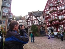 Spessarttour:Fachwerkhäuser in Miltenberg